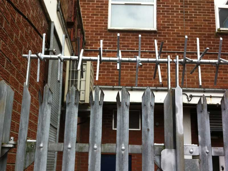 Metal Fencing Northern Ireland Bam Fabrications
