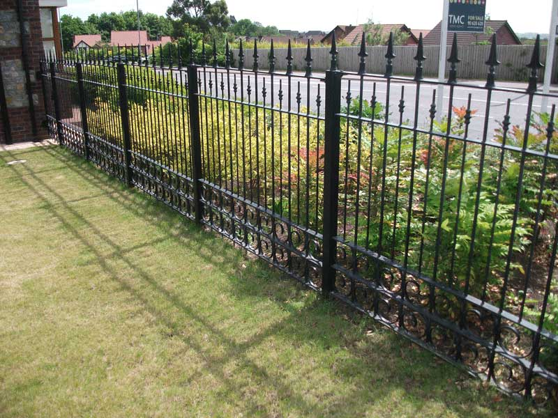 Metal Railings Northern Ireland Bam Fabrications