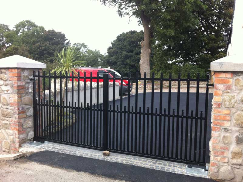 Metal Gates Northern Ireland Bam Fabrications