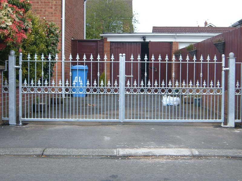 Driveway Gates Northern Ireland Bam Fabrications