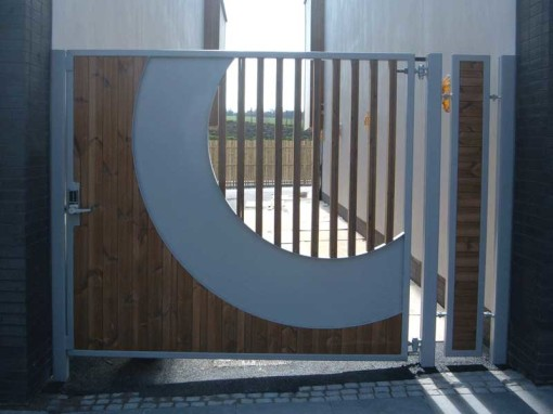 decorative security gate