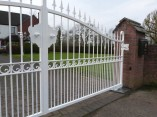 Electric Entrance Metal Gate