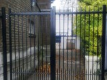 Iron-Security-Gate