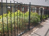 Ornamental Garden Railings