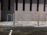 Metal-Bollards-&-Bicycle-Stands