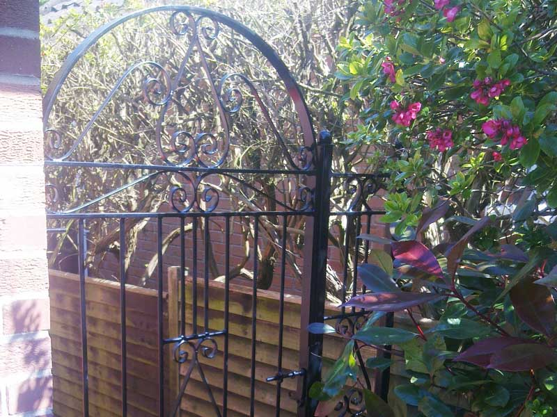 Garden Gates In Northern Ireland Bam Fabrications