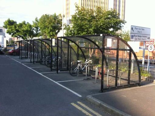 belfast-city-hospital-cycle-shelter