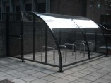 cycle-shelter-on-building