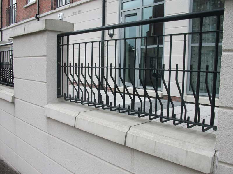 Balcony railings northern ireland bam fabrications Decorative railings