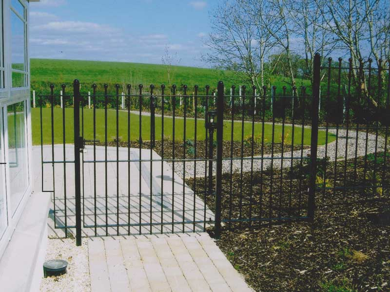 Garden Railings Northern Ireland Bam Fabrications
