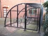 metal-frame-cycle-enclosure