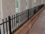 short-wall-railings