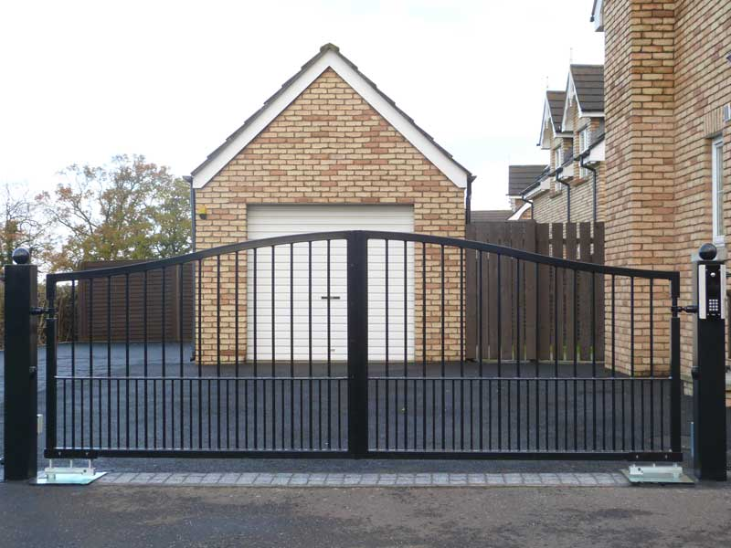 Electric gates northern ireland bam fabrications